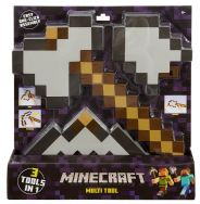 Minecraft Multi Tool Pack 3 Tools in 1